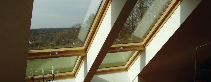Velux Windows in Aldershot, Farnham, Farnborough & Camberley
